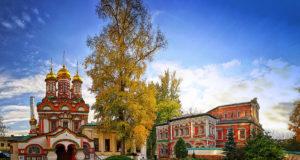 храм св. Николая на Берсеневке